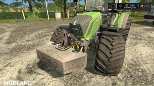 Front Weights Pack v 1.0, 3 photo